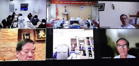 Bộ Y tế thông tin cuộc họp khẩn cấp của Hội đồng đạo đức về vaccine Nano Covax