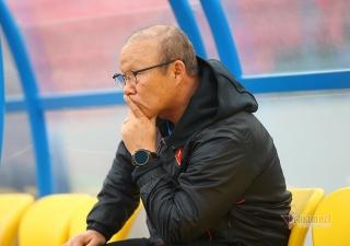 Thầy Park nhẹ gánh U23 Việt Nam, tính gì cho tuyển Việt Nam