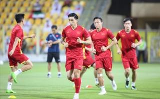 Việt Nam bỏ xa Thái Lan 28 bậc trên bảng xếp hạng FIFA