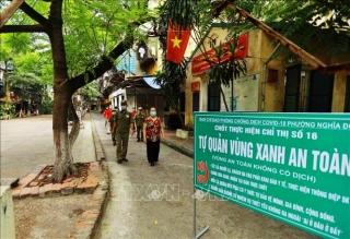 Ngày 13/8, Việt Nam có 9.180 ca mắc mới COVID-19, trong đó 30 ca nhập cảnh