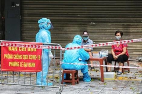 Chính phủ Thụy Sĩ gửi 13 tấn hàng viện trợ y tế cho Việt Nam