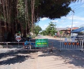 """Xã Truông Mít quyết tâm giữ vững """"vùng xanh"""""""