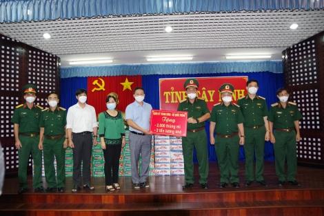 Kiểm tra công tác phòng, chống dịch Covid-19 tại Tây Ninh