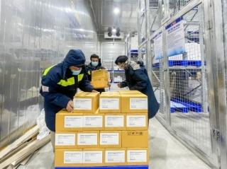 Thêm 1,1 triệu liều vắc xin AstraZeneca về Việt Nam