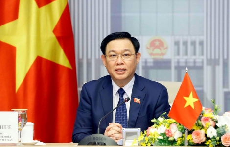 Chủ tịch Quốc hội Vương Đình Huệ sắp tham dự Đại hội đồng AIPA lần thứ 42