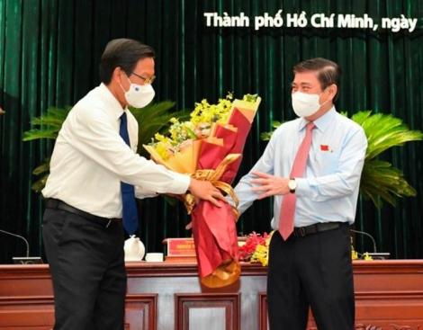 Ngày 24/8, bầu Chủ tịch UBND TPHCM thay ông Nguyễn Thành Phong