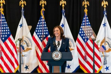 Phó Tổng thống Mỹ Kamala Harris thăm Việt Nam từ ngày 24 đến 26-8