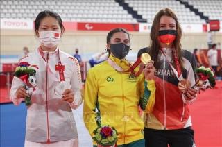Paralympic Tokyo 2020: HCV đầu tiên có chủ