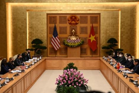 Chuyến thăm Việt Nam của Phó Tổng thống Hoa Kỳ: Cột mốc mới trong quan hệ hai nước