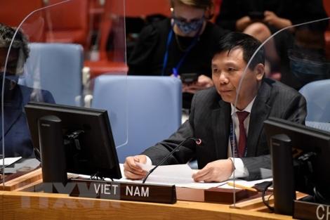 Việt Nam hoan nghênh các nỗ lực hỗ trợ Iraq