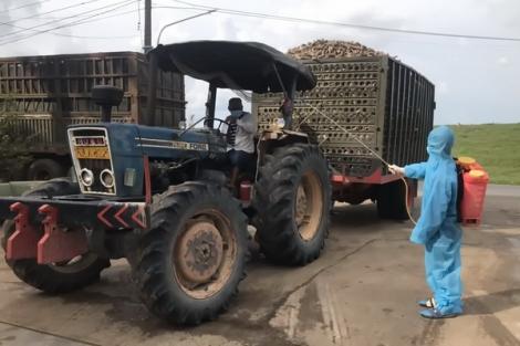 Nỗ lực bảo đảm chuỗi cung ứng hàng hóa