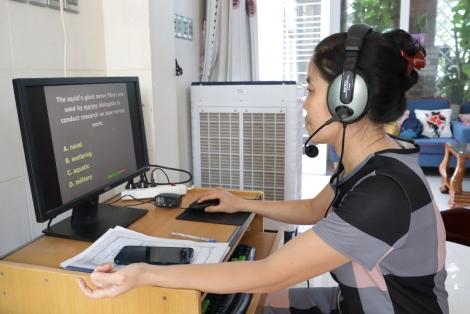 Tây Ninh 100% các đơn vị trường thực hiện dạy học trực tuyến