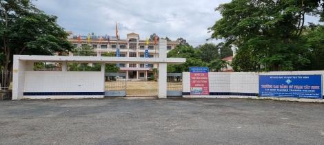 Mời gọi Trường Đại học Sài Gòn mở phân hiệu tại Tây Ninh