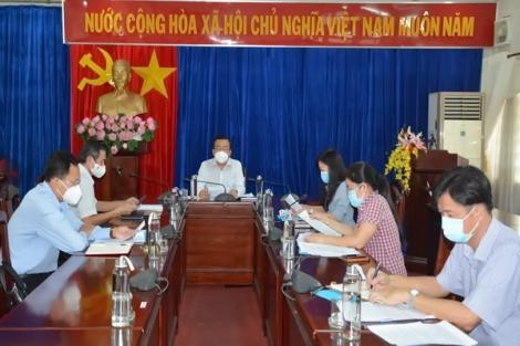 Đoàn Đại biểu Quốc hội tỉnh Tây Ninh: Họp chuẩn bị các nội dung kỳ họp thứ 2, Quốc hội khoá XV