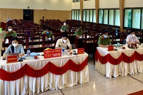 Tổ chức Hội thảo Quy chế phối hợp giữa Đảng ủy Công an Trung ương với các địa phương