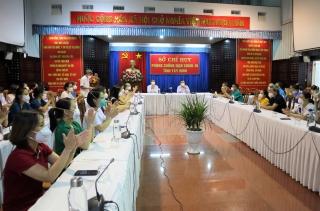 Đoàn y bác sĩ Bắc Giang hoàn thành công tác hỗ trợ tỉnh Tây Ninh phòng, chống dịch Covid-19