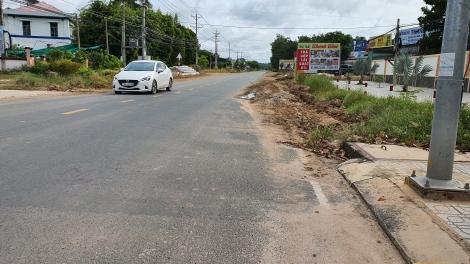 Châu Thành: Khởi công dự án nâng cấp, mở rộng tuyến đường từ Ban Chỉ huy quân sự huyện đến đường 788
