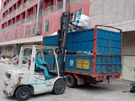 Quy định thu gom, xử lý rác thải, nước thải y tế ứng với từng cấp độ dịch Covid-19 trên địa bàn tỉnh