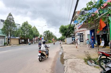 Thành phố Tây Ninh: Từng bước ngầm hóa hệ thống hạ tầng kỹ thuật nhiều tuyến đường