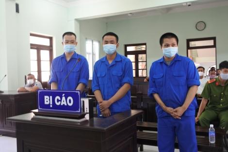 TAND huyện Gò Dầu đưa ra xét xử 19 vụ án ma túy
