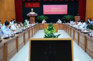 Phó Thủ tướng Vũ Đức Đam: TPHCM sẵn sàng chung sống với COVID-19
