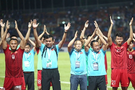 Top 15 châu Á và ngưỡng của đội tuyển Việt Nam