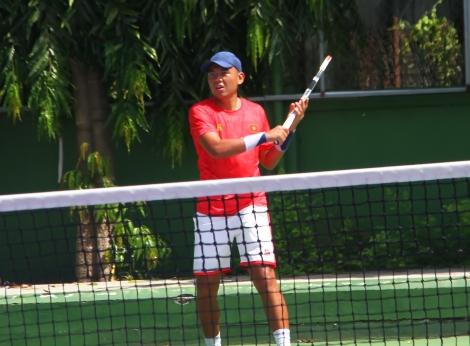 Tuyển quần vợt Việt Nam giành quyền vào trận đấu tranh vé thăng hạng Davis Cup