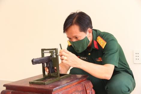 Thêm nhiều sáng kiến kỹ thuật dùng trong quân sự