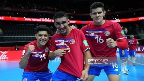 Futsal World Cup: Costa Rica thắng trận đầu, Việt Nam càng thêm khó