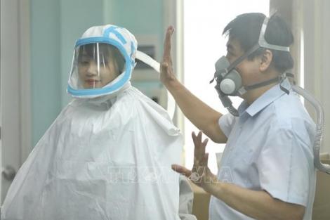 Ngày 19.9: Thêm 214 bệnh nhân Covid-19 xuất viện