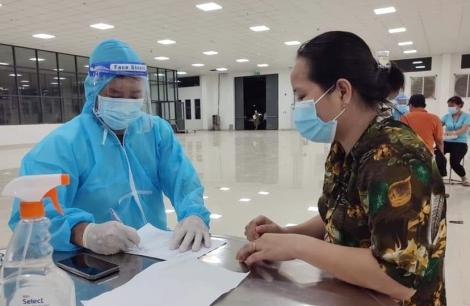 Trung tâm Y tế quân dân y: Hỗ trợ tiêm vaccine tại KCN Thành Thành Công và người dân phường An Hòa
