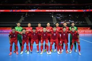 ĐT Việt Nam vào vòng 1/8 Futsal World Cup 2021: Tinh thần Việt Nam và hơn thế nữa
