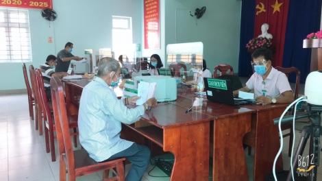 Năm học 2021-2022: Ngân hàng CSXH huyện Gò Dầu giải ngân hơn 10 tỷ đồng cho sinh viên vay vốn