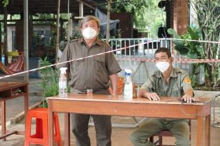 Huyện Tân Châu: Cuộc chiến chống Covid- 19 còn lắm cam go