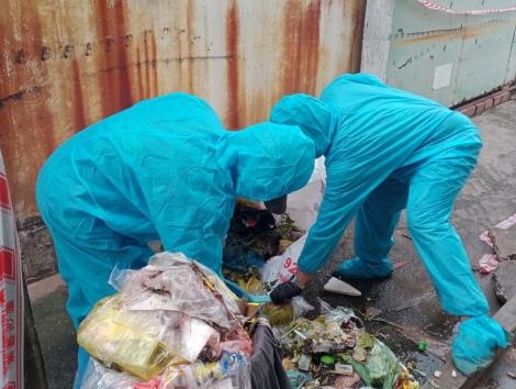 Các địa phương thực hiện tốt công tác phân loại, thu gom, xử lý rác thải phát sinh liên quan đến Covid-19