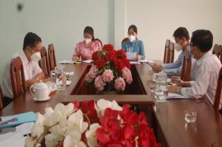 Hội đồng nhân dân huyện Gò Dầu sơ kết hoạt động 9 tháng đầu năm 2021