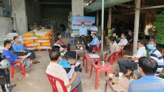 Bến Cầu: Tập huấn công tác phòng trừ dịch hại trên cây trồng