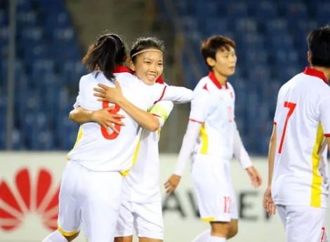 Việt Nam rộng cửa vào VCK Bóng đá nữ châu Á 2022