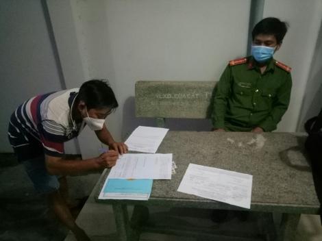 Ra quân kiểm tra các cơ sở cho thuê lưu trú