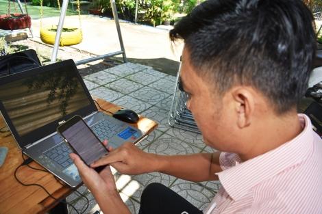 Tây Ninh: 9 tháng đầu năm thanh toán trực tuyến lĩnh vực đất đai đạt trên 24 tỷ đồng