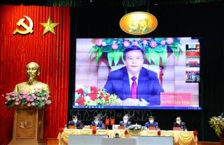 Việt Nam, Trung Quốc chia sẻ kinh nghiệm xây dựng Đảng và phát triển đất nước