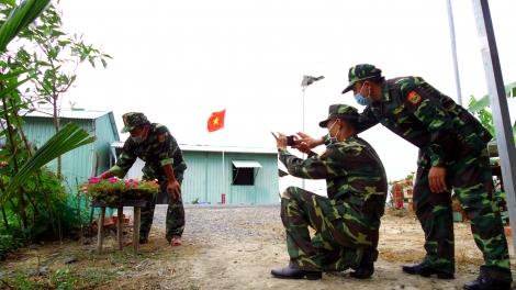 Lính Biên phòng làm báo thời Covid-19 (tiếp theo)