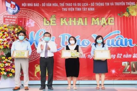 Cần tiếp tục gìn giữ, phát huy, vun đắp truyền thống 75 năm hình thành và phát triển Báo Tây Ninh