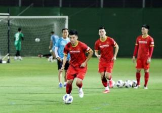 HLV Park Hang-seo nhận tin cực vui ở đội tuyển Việt Nam