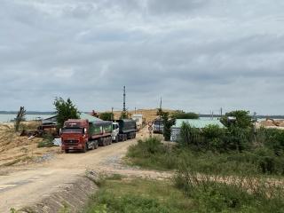 Đi tìm các nguyên nhân khiến hồ Dầu Tiếng bị đục vào mùa mưa