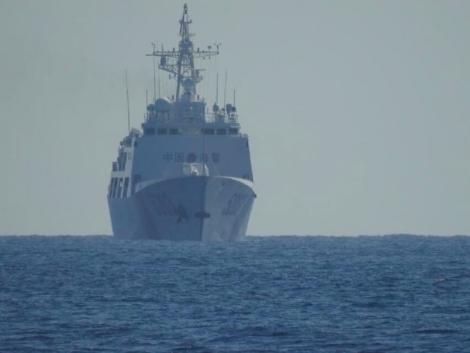 Malaysia triệu đại sứ Trung Quốc phản đối các tàu hiện diện trong vùng biển tranh chấp