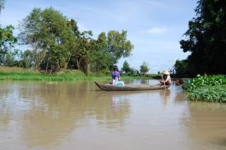 Sông xưa, một thuở Lên Ngàn