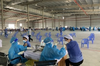 Ngày 6.10: Tây Ninh có 70 ca mắc mới, 51 bệnh nhân Covid-19 xuất viện