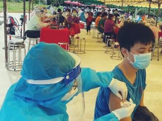 Ngày 8.10: Tây Ninh có 58 ca mắc mới, 62 bệnh nhân Covid-19 xuất viện
