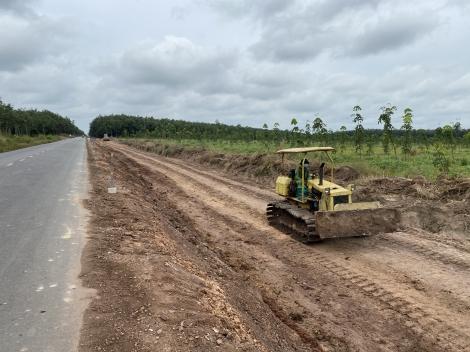 Tây Ninh: Đầu tư nâng cấp 2 tuyến đường quan trọng